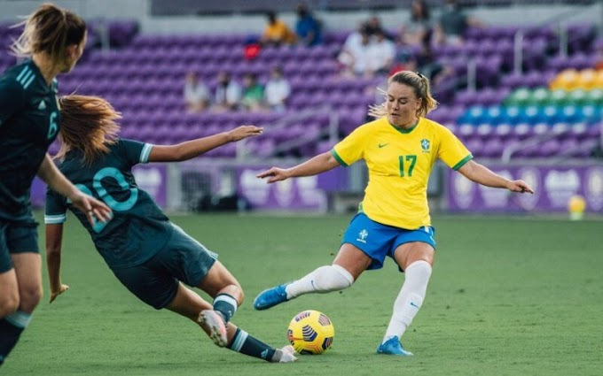CBF altera datas de jogos da seleção brasileira contra a Argentina em JP e CG