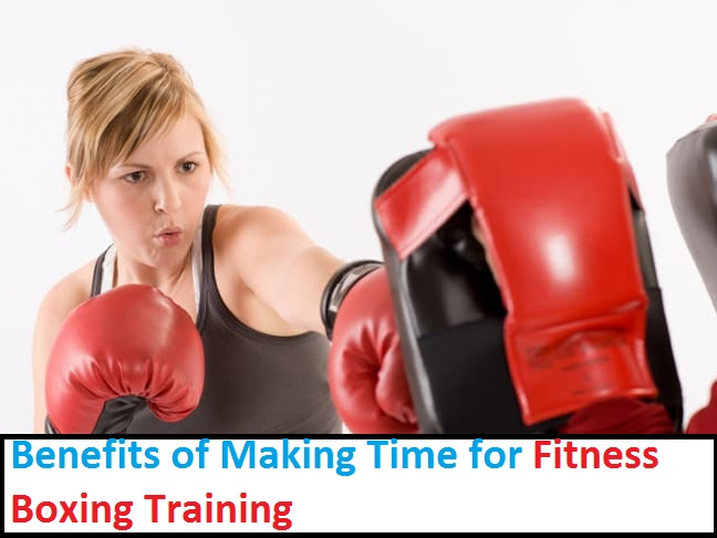 Fitness Boxing Training