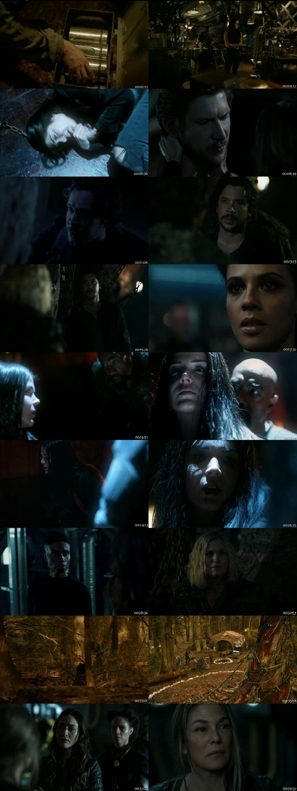 Screenshots Of English Show The 100 Season 06 Episode 09 2019 WEB-DL 720P 300MB