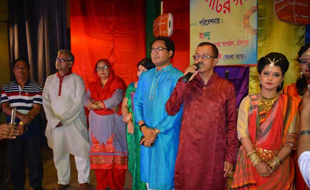 Chandpur Chaturanga yearlong soil song