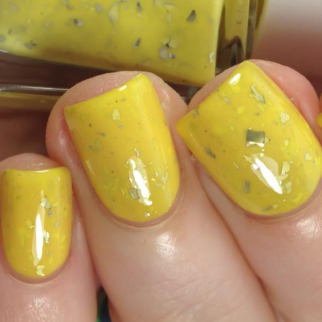 Cuticula-Lemon Chiffon