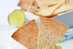 Keto Tortilla Chips – Vegan + Gluten-Free