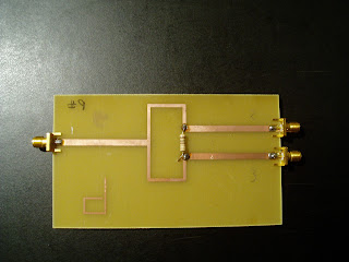 Microstrip Filter Design