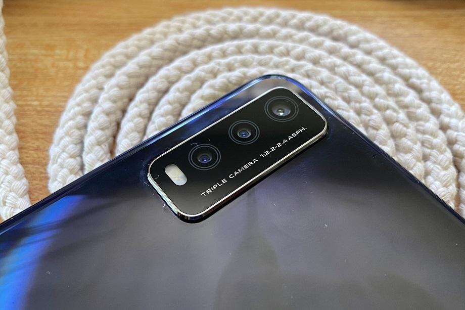 vivo y20 s g review - camera