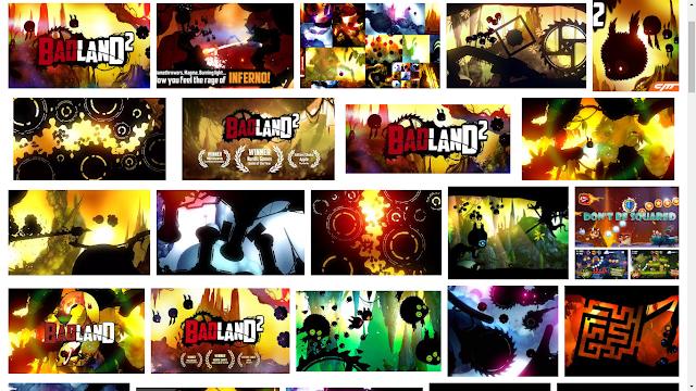 Badland 2: tampilan grafik yang unik