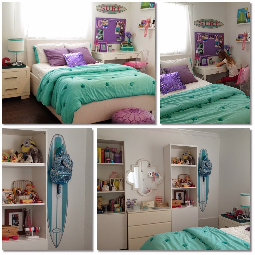 Sweet Bambinos: Girls Bedroom Renovation
