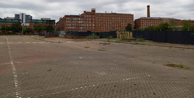Central Retail Park in Ancoats, Manchester