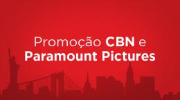 Concorra a uma viagem para Nova York! CBN e a Paramount Pictures