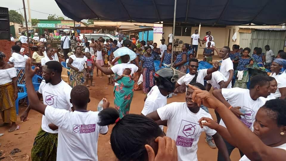 Togo / Elections locales : Vakpossito et Zanguera gagnés par le phénomène BATIR