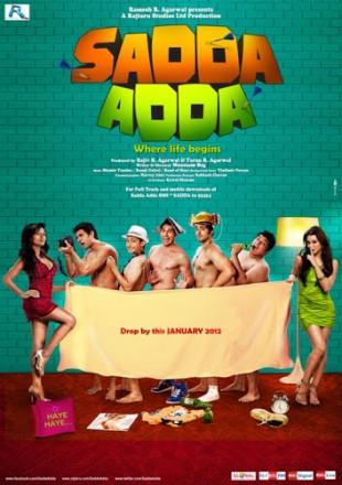 Sadda Adda 2012 Hindi Movie Download || HDRip 720p