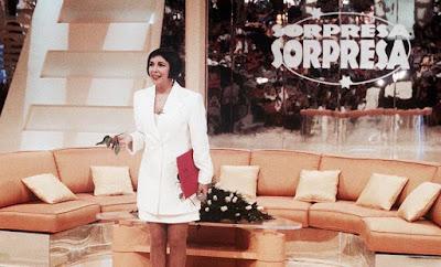 Isabel Gemio en 'Sorpresa ¡Sorpresa!'