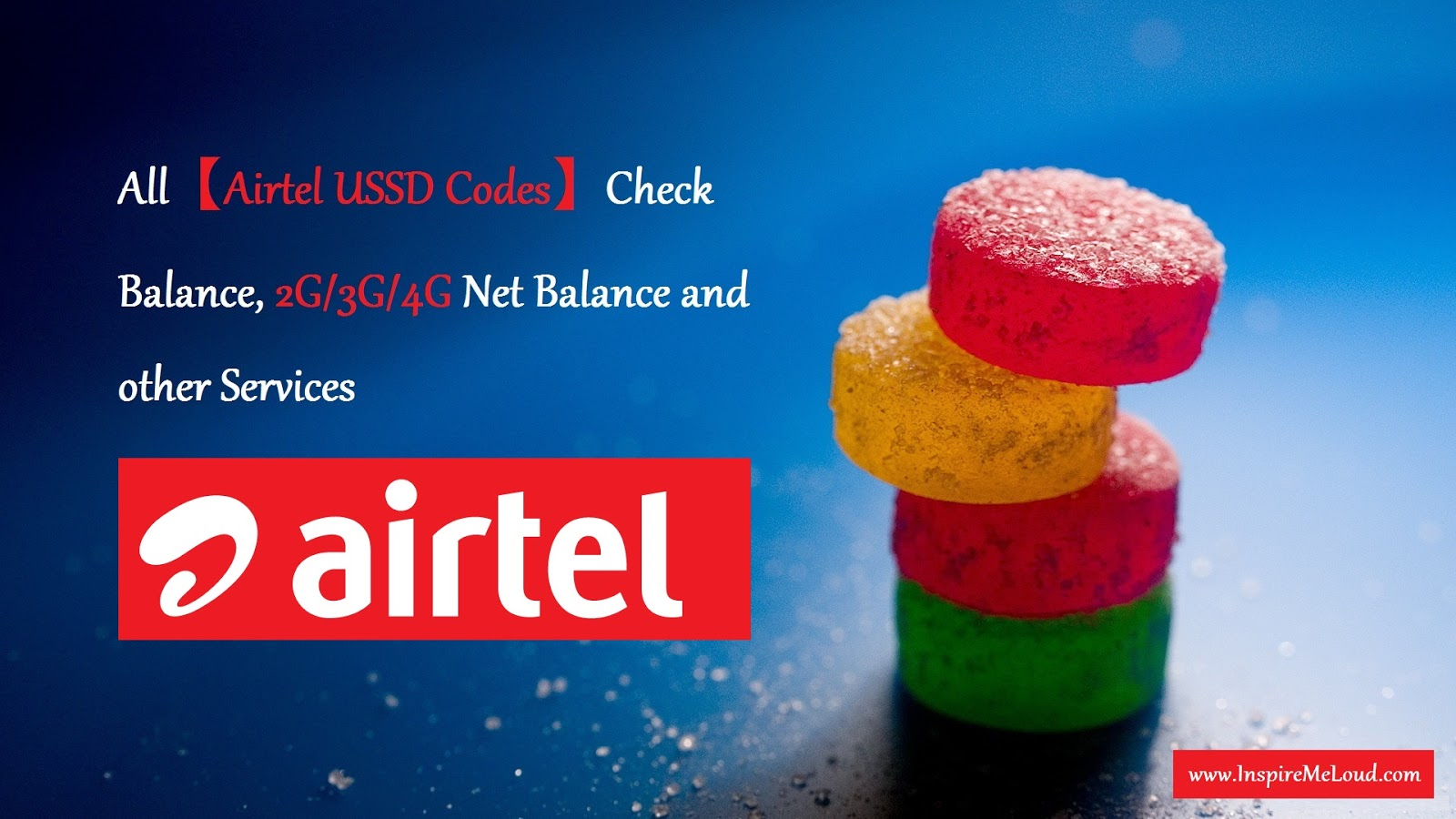 All Airtel USSD Codes List