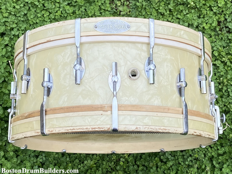 1936 George B. Stone & Son Master-Model Drum