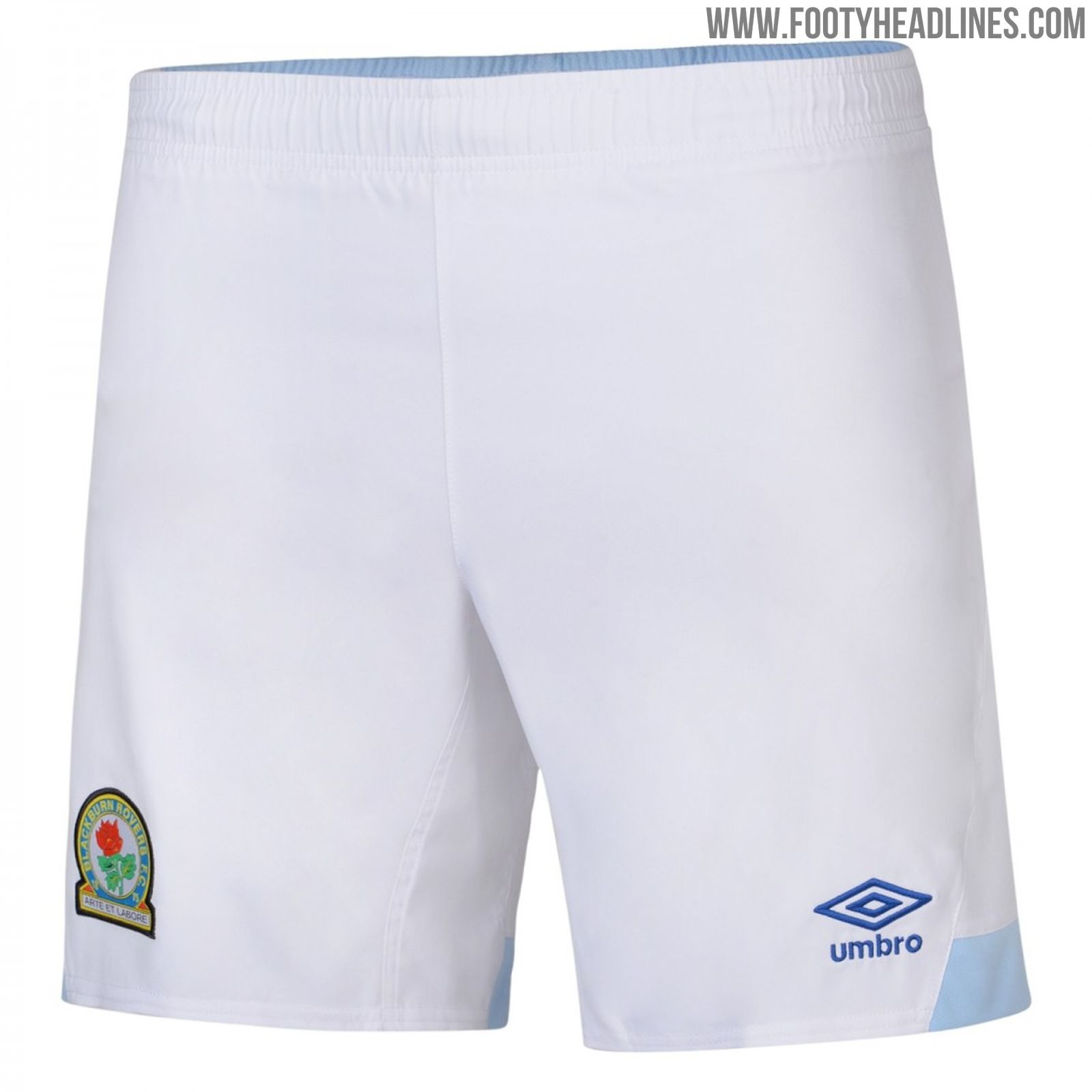 Blackburn rovers 18 19 home kit released footy headlines for Blackburn home