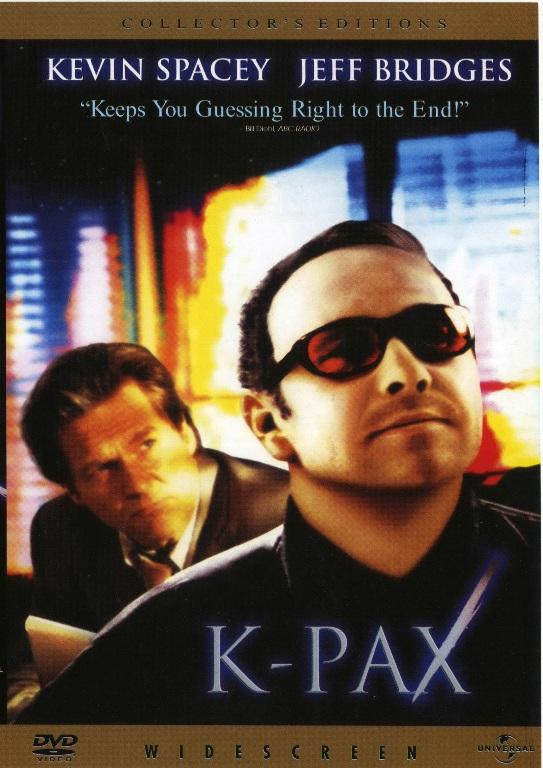 K-PAX (2001) tainies online oipeirates