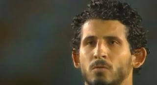 أحمد حجازي ضمن قائمة مصر لمباراة انجولا