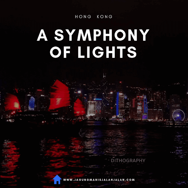 a symphony of lights, hong kong