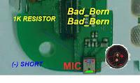 LG KS360 MIC Problem