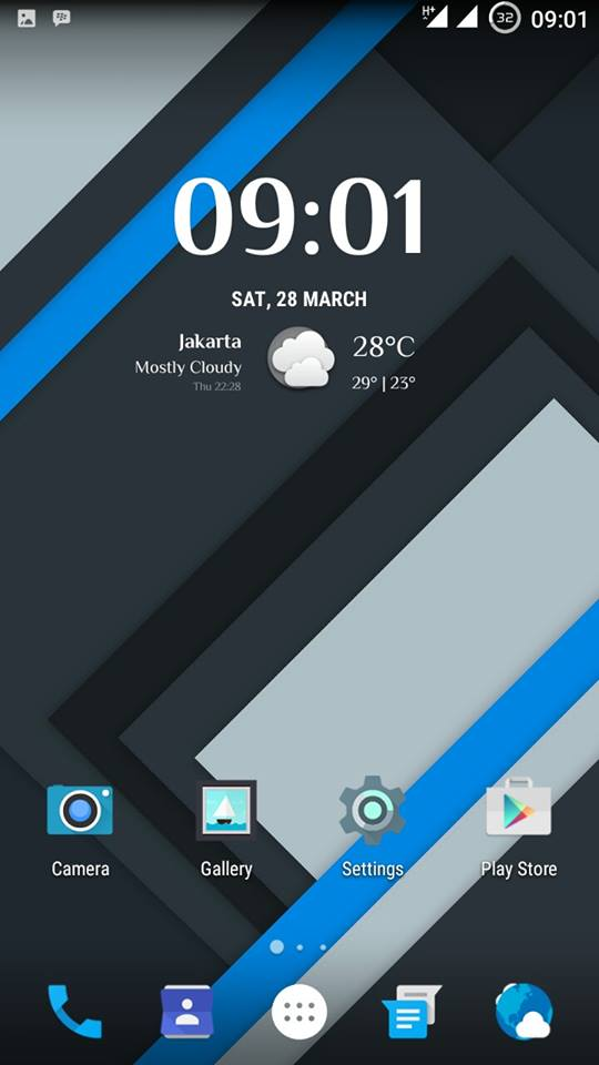 Custom Rom Evercoss A80A Elevate Y2 Slimfresh | Download