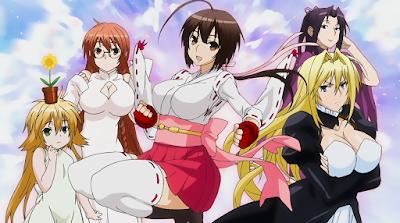 Sekirei - Sekirei (S1)(S2)[25/25][Ova][720p][Sin Censura][Mega] - Anime Ligero [Descargas]