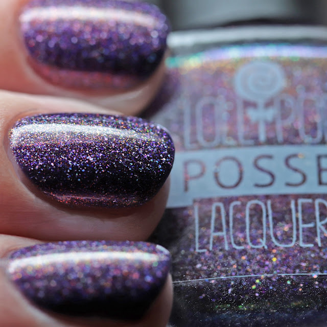 Lollipop Posse Lacquer Into the Nightosphere