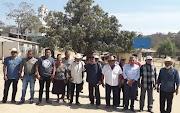 """Julio Santos y """"Rancho El Diamante"""" presentan proyecto de cuenca lechera en Bienes Comunales de Cacahuatepec"""