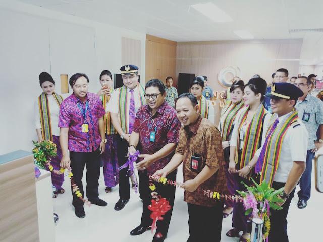 Batik Air dan Angkasa Pura I Resmikan Batik Premium Gate di Bandar Udara Internasional Lombok