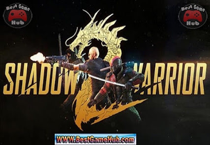 Shadow Warrior 2 Full Version PC Game Free Download