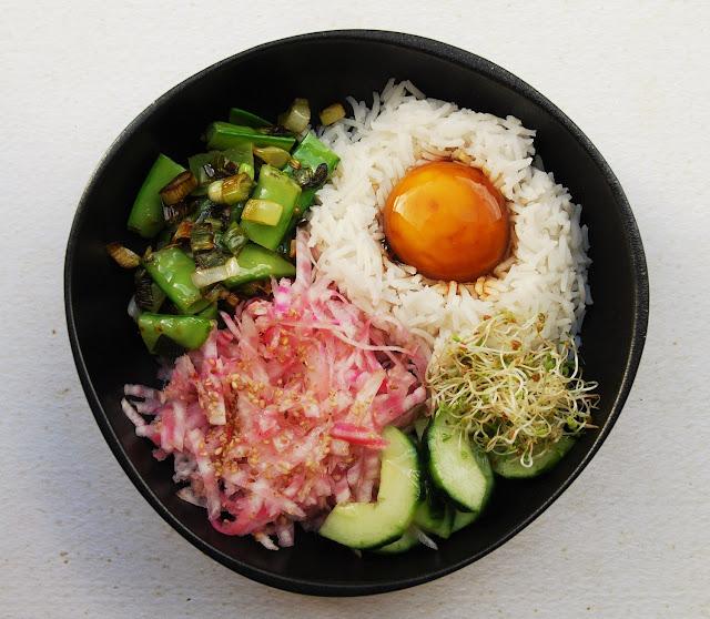 Buddha bowl de printemps #4