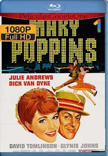Mary Poppins [1964] 1080p BRrip] [Latino-Inglés] [GoogleDrive] RafagaHD