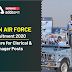 Indian Air Force Recruitment 2020: Apply here for Clerical and Manager Posts