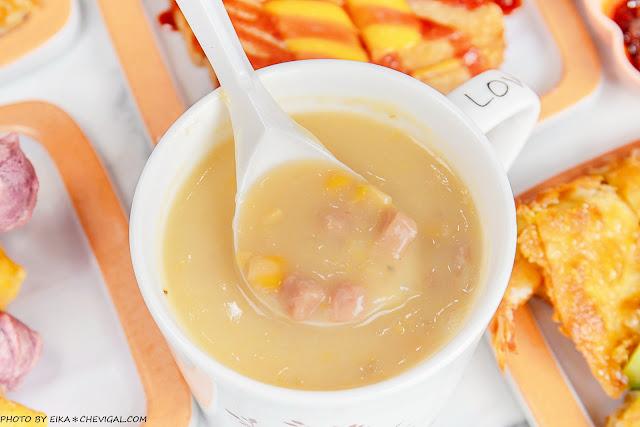 MG 7322 - 熱血採訪│囍樂炭烤吐司,多達18種口味任你挑!還有18款酥皮蛋餅,連日式炸蝦都被包進來啦!