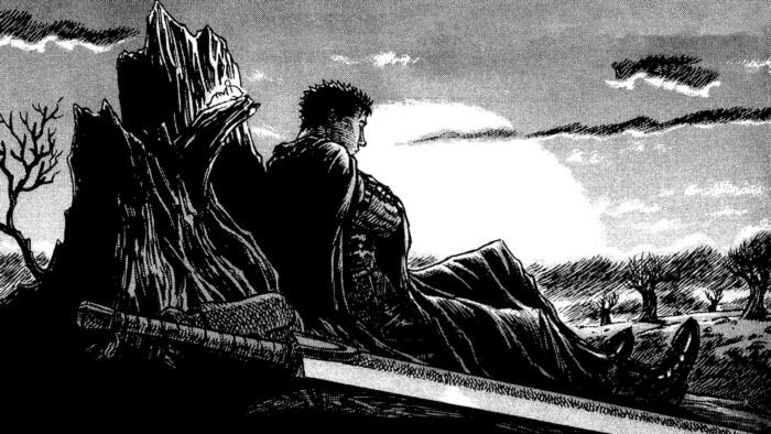 Berserk manga - Kentaro Miura