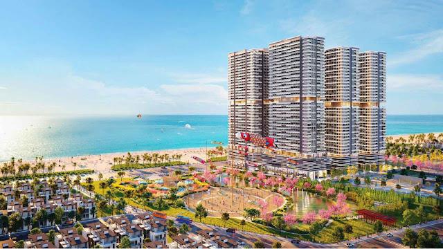 Takashi Ocean Suite - Dự Án căn hộ biển Kỳ Co Quy nhơn