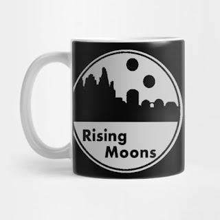 Rising Moon Star Wars Galaxy's Edge Inspired Mug On Sale TeePublic