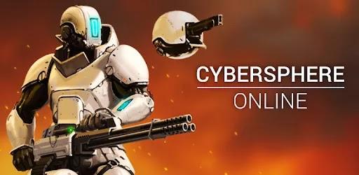 على الانترنت لعبة سايبر روبوت CyberSphere Online !