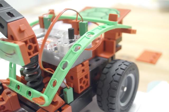 bauteile robotics mini bots