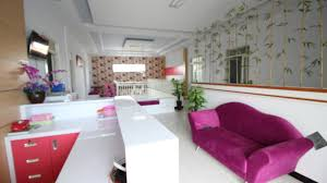 Ruang%2BResepsionis Teknik Memilih Klinik Kecantikan
