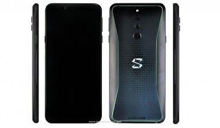 Xiaomi Black Shark 2 New 4G LTE RAM 8GB ROM 128GB Smartphone Gaming 4000mAh