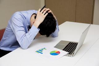 挫折や敗北 イメージ