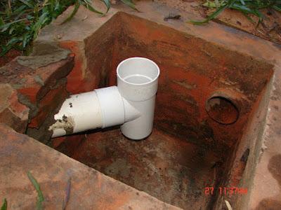 la limpieza del tanque septico