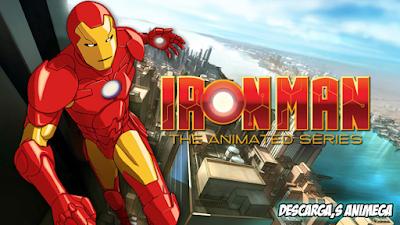 Iron Man Aventuras de Hierro 52/52 Audio: Latino Servidor: Mega