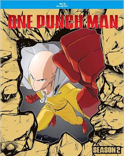 One Punch Man – Temporada 2 [2xBD25] *Subtitulada