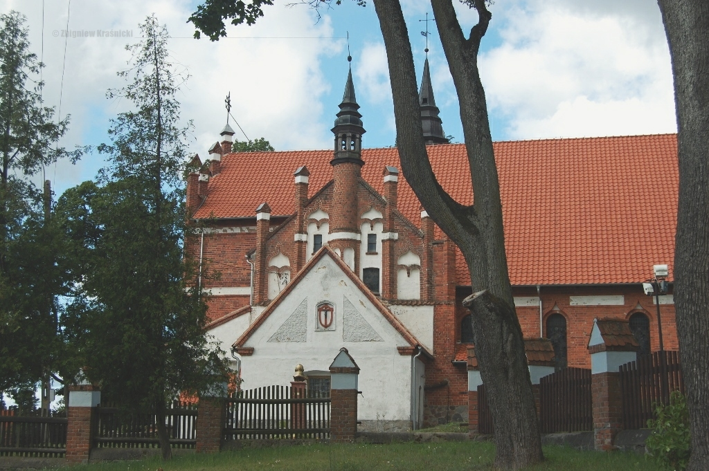 Kościół w Jonkowie