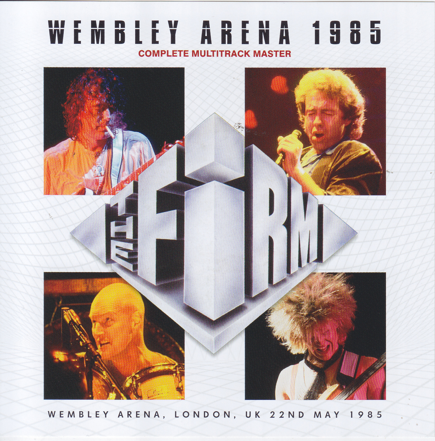 RELIQUARY: Firm, The [1985 05 22] Wembley Arena 1985 Complete