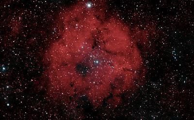 """IC 1396, nebulosa """"Trompa d'elefant"""""""