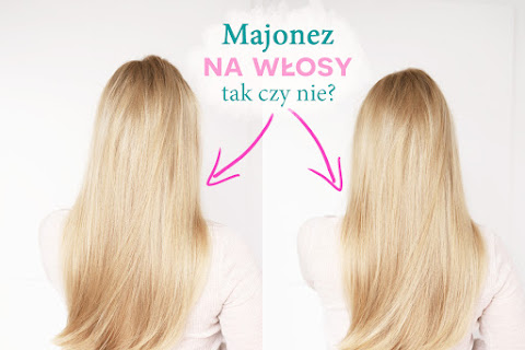 Majonez na włosy - przepis na maskę z majonezu, która wzmacnia i wygładza włosy - czytaj dalej »
