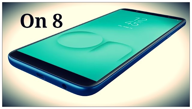 Samsung Galaxy On 8 Launched In India - Another On Series smartphone!