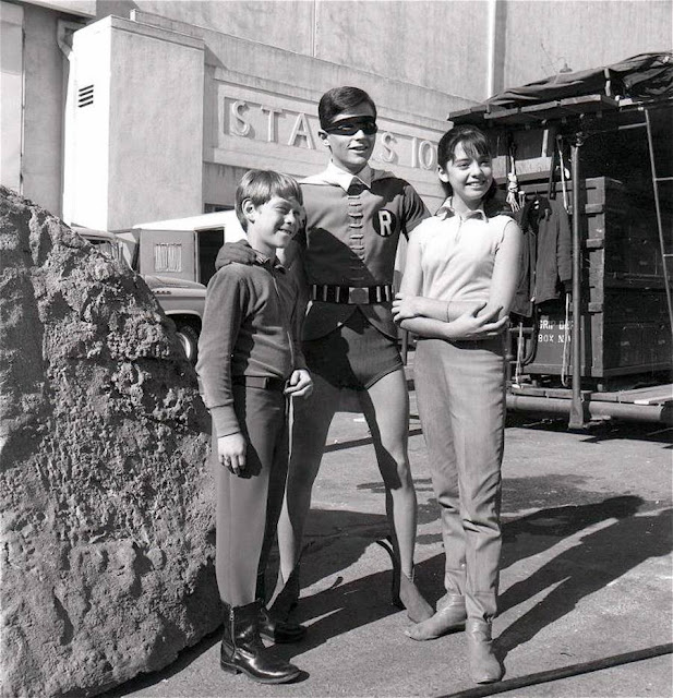 Lost In Space Batman Burt Ward Bill Mumy Angela Cartwright randommusings.filminspector.com