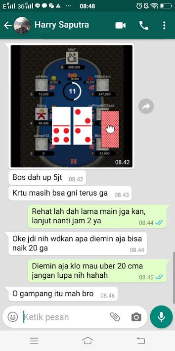 Trik Main AduQ Agar Selalu Meang Gunakan ID PRO BOT !